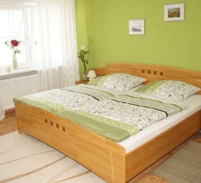 Schlafzimmer in Unterkunft an der Mosel - Graach an der Mosel - Fewo Heidi Philipps
